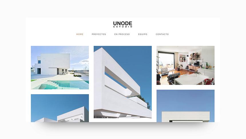 inuq estudio diseño web estudio de arquitectura de madrid